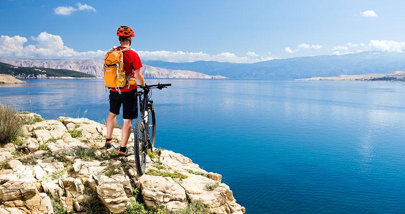 Goda anledningar till att cykla mountainbike ensam