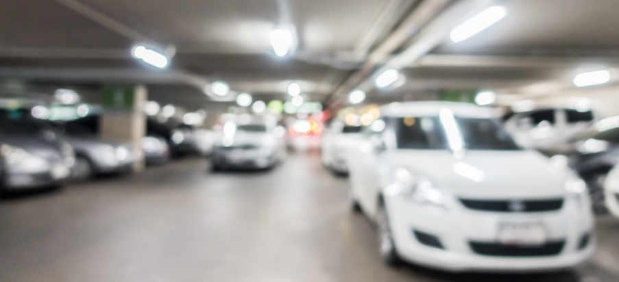 Parkering Arlanda